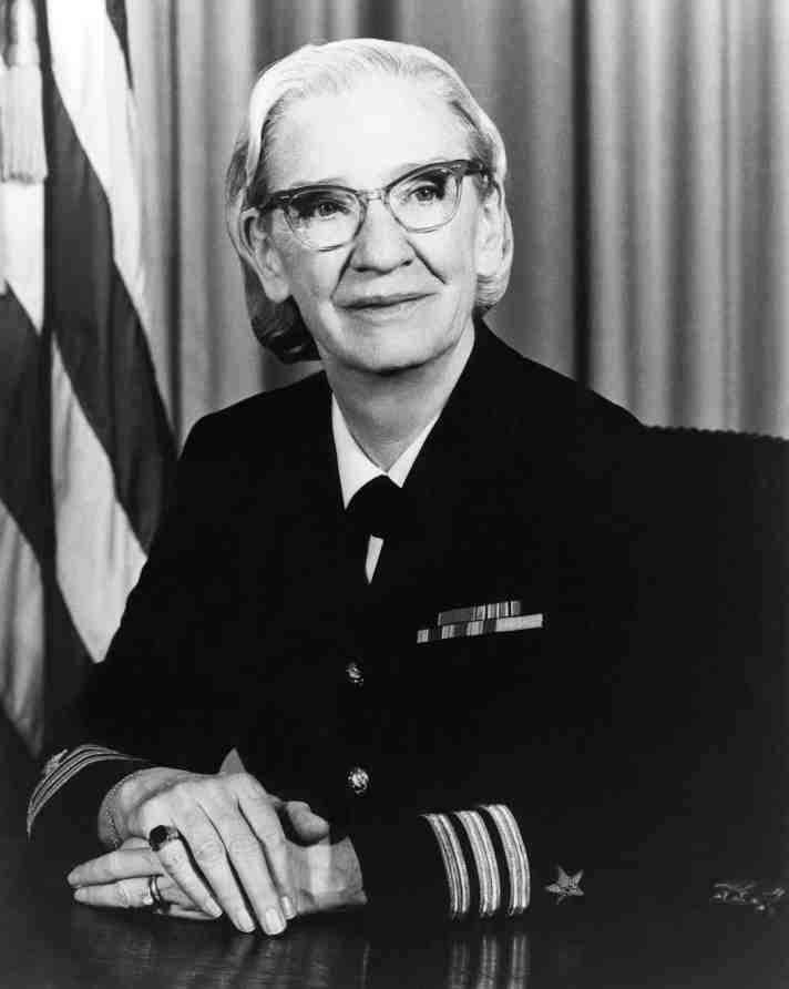 Grace Hopper John Powers Middleton